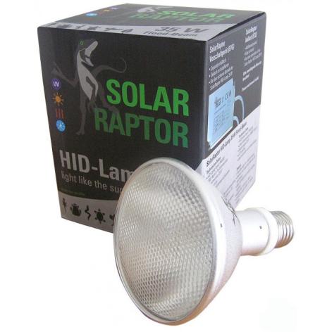 Solar Raptor 70 W flood UVB HID