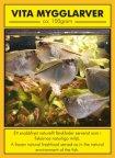 Vita mygglarver