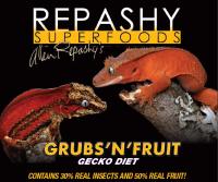 Grubs N Fruit 170 gr
