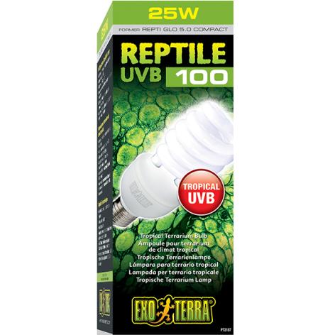 Exo Terra  UVB100 25 W