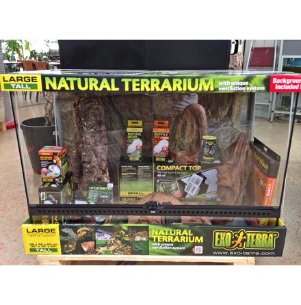 Terrariepaket 90x45x60