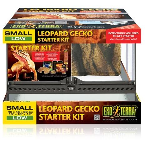 Leopard Gecko Start kit