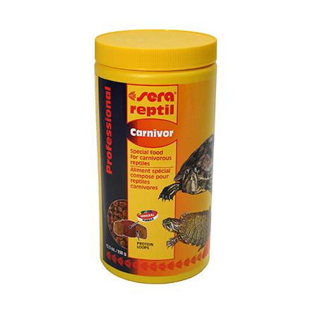 Sera Reptil Carnivor 1000 ml