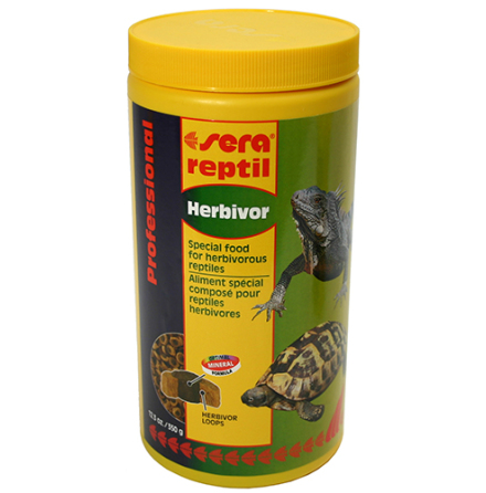 SeraReptil Herbivor 1000 ml