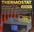 Termostat 600 W