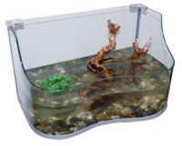 Sköldpaddsakvarium