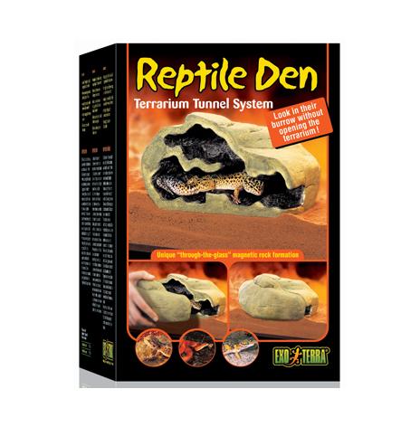 Reptile Den, small